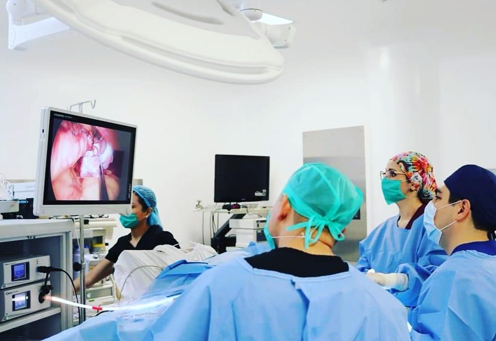 Surgeon team CER bariatrics at hospital CER tijuana Mexico medical tourism