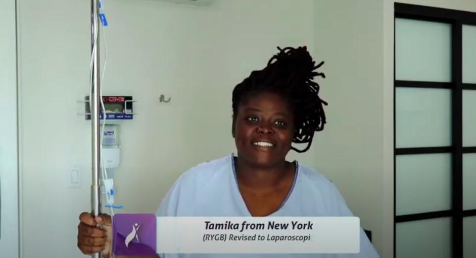 Weight Loss Surgery - RYGB -Tamika - New York - CER Bariatrics