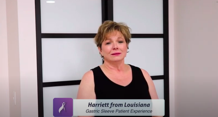Harriett - From Louisiana -CER Bariatrics - Gastric Sleeve Mexico