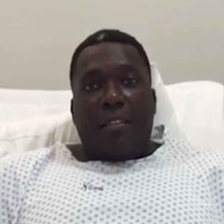 Good Morning, my name is Kenoba. I did the gastric sleeve and obviously I thought it'd be worse than it was, it was actually really easy. -