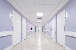 Tijuana bariatric surgery hall in building