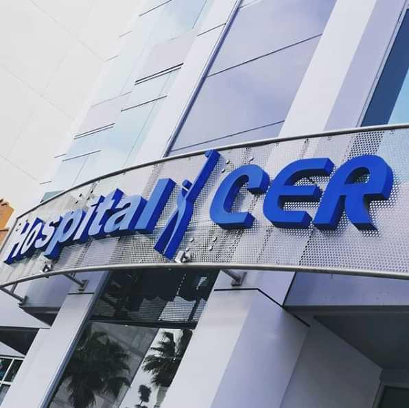 CER Hospital facilities in Tijuana Mexico